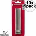Milwaukee 48-30-1000 5pk of Phillips Reduced Collated Magazine Bits 10x
