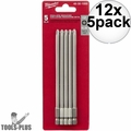 Milwaukee 48-30-1000 5pk of Phillips Reduced Collated Magazine Bits 12x