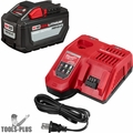 Milwaukee 48-59-1200 M18 REDLITHIUM HD12.0 Battery Pack w/ Charger