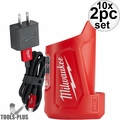 Milwaukee 48-59-1201 M12TM Compact Charger and Power Source 10x