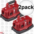 Milwaukee 48-59-1806-2 M18 Six Pack Sequential Charger 2x