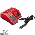 Milwaukee 48-59-1810 M18 / M12 Vehicle Cordless Battery Charger