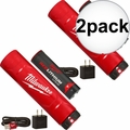 Milwaukee 48-59-2003 REDLITHIUM USB Battery & Charger Kit 2x