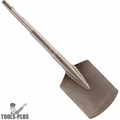Milwaukee 48-62-2095 Clay Spade Spline Shank Hammer or Rotary w/Stop Rot.