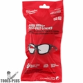 Milwaukee 48-73-2021 Clear Performance Safety Glasses (Polybag)