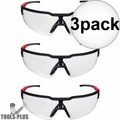 Milwaukee 48-73-2050 Clear Safety Glasses 3pk