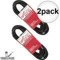 Milwaukee 48-76-5010 10 ft 2-Wire Quiklok Cord 2x