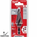 Milwaukee 48-89-9248 SHOCKWAVE Impact Duty Step Bit #8 1/8 - 1""