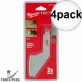 Milwaukee 49-00-5450 Grout Removal Tool 4x