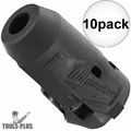 "Milwaukee 49-16-2553 M12 fuel 1/4"" Hex Impact Driver Protective Boot 10x"