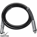 "Milwaukee 49-16-2647 48"" Grease Gun Replacement Hose w/ HP Coupler"