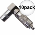 Milwaukee 49-16-2648 10x  Right Angle Grease Coupler