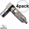 Milwaukee 49-16-2648 Right Angle Grease Coupler 4x