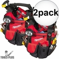 Milwaukee 49-17-0180 50 Pocket Bucket-Less Tool Organizer 2x