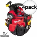 Milwaukee 49-17-0180 50 Pocket Bucket-Less Tool Organizer 4x