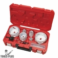 Milwaukee 49-22-4155 18 Pc Master Plumbers Hole Dozer Hole Saw Kit