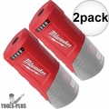 Milwaukee 49-24-2310 12 Volt M12 Power Source Port (Tool Only) 2x