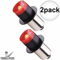 Milwaukee 49-81-0090 LED Upgrade Kit Work Light Bulb 2x
