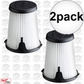 Milwaukee 49-90-1950 2pk HEPA Filter Replacement for M12 0850-20 Compact VAC