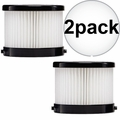Milwaukee 49-90-1951 2Pk HEPA Filter for 0882-20