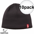 Milwaukee 502G Gray Fleece Lined Beanie 10x