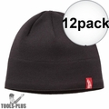 Milwaukee 502G Gray Fleece Lined Beanie 12x