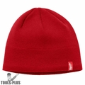 Milwaukee 502R Red Fleece Lined Beanie