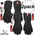 Milwaukee 561-21XL USB Rechargeable Heated Work Gloves - X-Large 2x