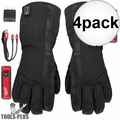 Milwaukee 561-21XL USB Rechargeable Heated Work Gloves - X-Large 4x