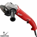 "Milwaukee 6121-31 11 Amp 4-1/2"" Small Angle Grinder Trigger Grip, No-Lock"