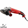 "Milwaukee 6124-31 5"" 13 Amp Trigger Switch Small Angle Grinder"