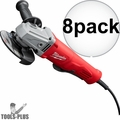 "Milwaukee 6141-31 11A 4-1/2"" Angle Grinder Paddle No LockOn 8x"