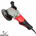 "Milwaukee 6143-31 11A 4-1/2"" / 5"" Braking Small Angle Grinder Paddle No-lock"