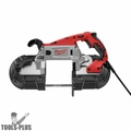 Milwaukee 6238-20 Deep Cut Portable 2-Speed Band Saw(AC/DC)
