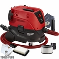 Milwaukee 8960-20 8 Gallon Dust Extractor HEPA
