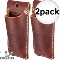 Occidental Leather 5527 Offset Tin Snip Holster 2x