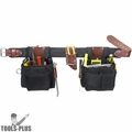 Occidental Leather 9525LH-XL The Finisher Left Handed Tool Belt Set - XL