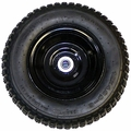 Porter-Cable A00253 12x4.00x6x5/8id Tire Wheel Tube Assembly... just add air