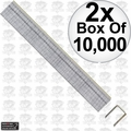 """Porter-Cable PUS38G 10,000pk 3/8"""" x 3/8"""" 22 Gauge Upholstery Staples 2x"""