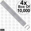 "Porter-Cable PUS38G Box of 10,000 3/8"" x 3/8"" 22 Gauge Upholstery Staples 4x"