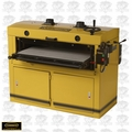 "Powermatic 1791321 Model DDS-237 10 HP 3 PH 37"" Dual Drum Sander"