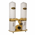 Powermatic 1792071K PM1900TX-BK1 3HP Turbo Cone Dust Collector 1PH 230V
