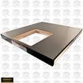 """Powermatic 6827041 30-1/2"""" X 33"""" Wood Extension Table w/ Cutout for PM2000"""