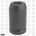 "Proto J10070ML 70mm 6 Point 1"" Drive Deep Impact Socket"