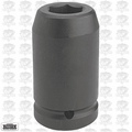 "Proto J10075ML 75mm 6 Point 1"" Drive Deep Impact Socket"