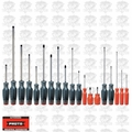 Proto J1219SC 19pc Duratek Combination Screwdriver Set