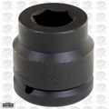 "Proto J15075M 75mm 1-1/2"" Drive Impact Socket 6-Point"