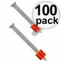 "Ramset 1512SD 2x 100pk 1-1/2"" and 2-1/2"" Powder Fastening Pins"
