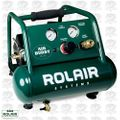 Rolair AB5 1/2 HP Air Buddy Super Quiet Oil-Less Air Compressor