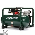 Rolair JC20 2HP 3 Gal. Super Quiet 70db Oil-Less Direct Drive Air Compressor
